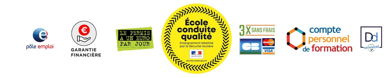 Label de qualité des écoles de conduite